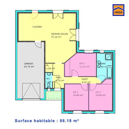 Plans De Construction Sur L Immobilier En Neuf Maison Pavillon