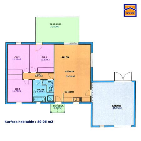 Plans De Construction Sur LImmobilier En Neuf Maison Pavillon